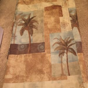 Other - Palm Shower Curtain